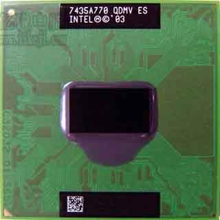 Intel Pentium M(奔腾M)