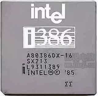 Intel80386