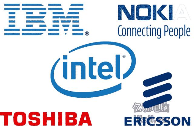 intel在通讯领域的合作对象