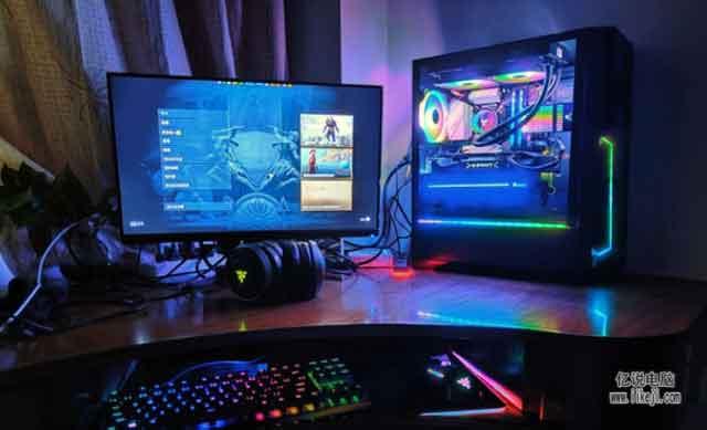 开光追高特效畅玩赛博朋克2077的电脑组装机配置推荐