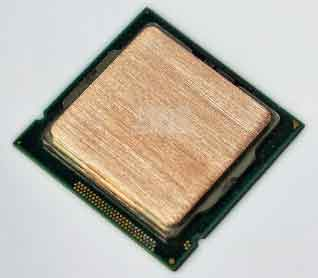 打磨后的CPU