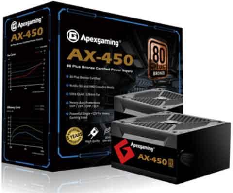 艾湃电竞AX-450