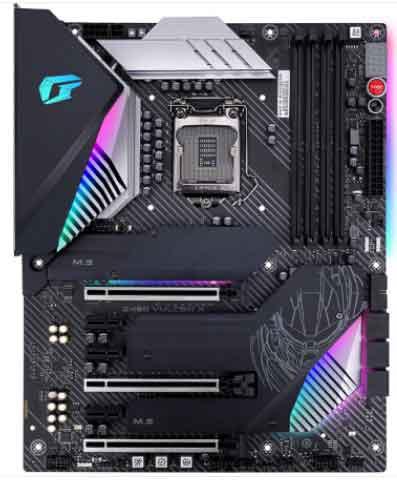 七彩虹(Colorful)iGame Z490 Vulcan X V20
