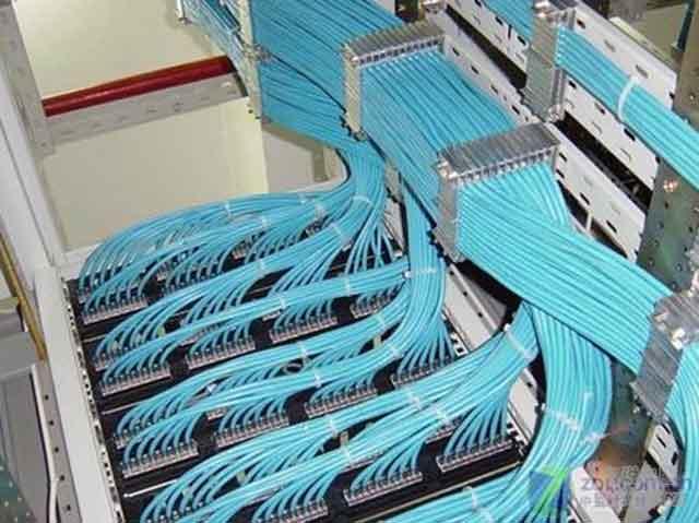 大型网吧的布线