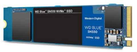 SN550 500G NVME固态硬盘