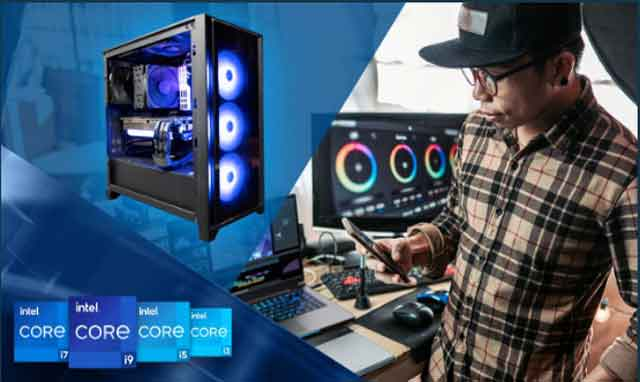 英特尔第11代酷睿桌面处理器公布!核显和IPC性能大涨