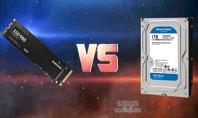为什么固态硬盘比机械硬盘快?固态硬盘比机械硬盘快多少?