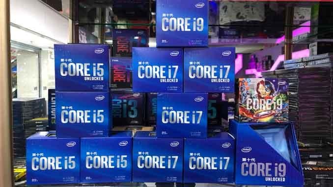 什么是散片CPU?CPU散片和盒装有什么区别?