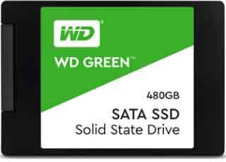 西部数据Green系列