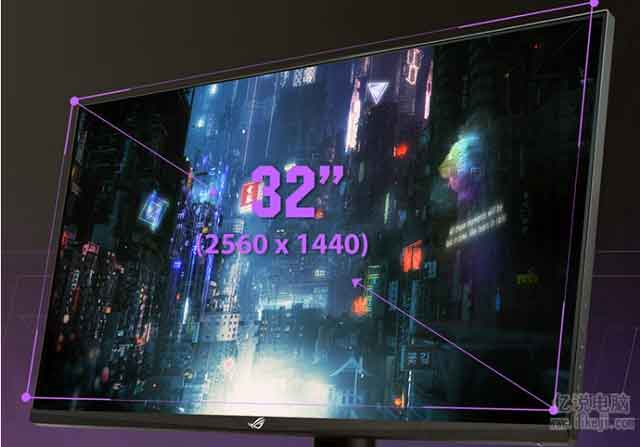 电竞显示器怎么选?能用2K不用1080P