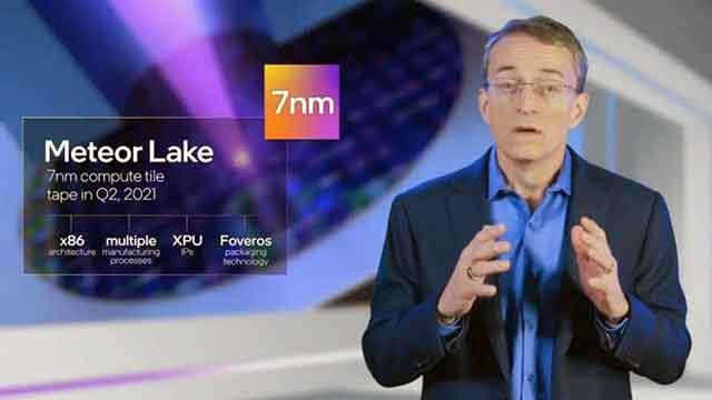 Intel确认于2023年首发7nm制程工艺的处理器