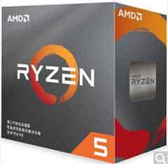 AMD R5-3600 处理器